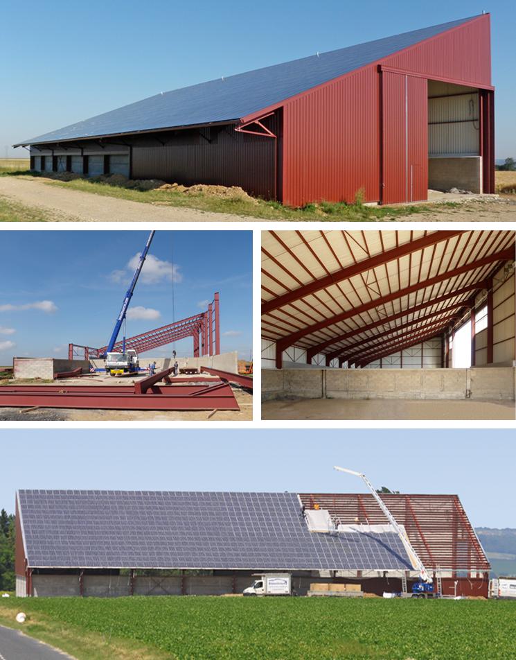 station photovoltaïque